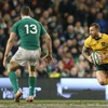 Henshaw learning from BOD but standing up for Ireland by himself