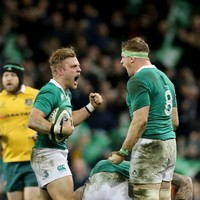 Best proud of Ireland's mental strength to avoid All Blacks defeat repeat
