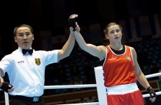 Katie Taylor is through to another world championship final