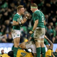 Relive Ireland's win over Australia with Michael Corcoran's thrilling RTÉ commentary