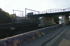 Man rescued from Tolka after jumping in to save his dog