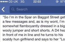 This brilliant story about a kind Dublin shop worker is going super viral