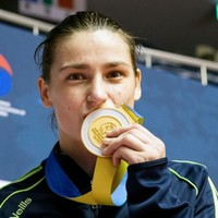 Glory for Katie - the pics from South Korea as Taylor is crowned world champion