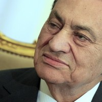 Ex-Egyptian president said to be stable despite coma reports
