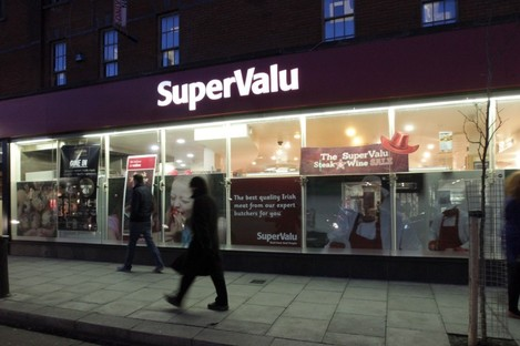 SuperValu is close to taking Tesco's crown as Ireland's most popular supermarket