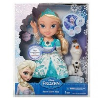 Frozen dolls to be 'raffled off' as Christmas demand reaches fever pitch