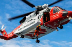 Coast Guard chopper called in after mapping worker suffers cliff fall