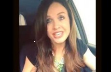 This woman's impressions of celebrities in traffic are just spot on