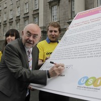 Students launch High Court challenge against 'savage' cuts to grants