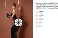 Here's how Kim Kardashian's arse is helping teenagers learn maths