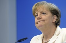 Merkel throws down gauntlet to bondholders over Greek bailout