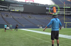 NFL champions Seattle Seahawks are unsurprisingly excellent at trick shots