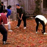 Get the most from Thanksgiving with some backyard American football