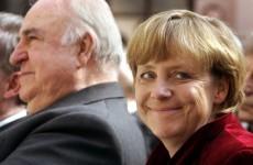 Former German chancellor denies he said Merkel is 'ruining my European dream'