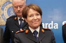 Nóirín O'Sullivan is the new Garda Commissioner