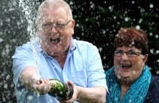 Euromillions winners forced to flee