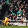Wraparounds, offloads and lots of fends: 10 of Ireland's best tries in 2014