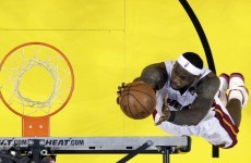 Charm offensive: Lebron shows off for Cleveland kids