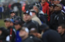 Open shows McIlroy isn't golf's crown prince yet