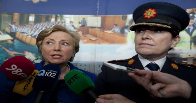 Did gender swing it for the new Garda Commissioner Nóirín O'Sullivan?