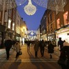 The good times are back*: Grafton Street is now fully occupied