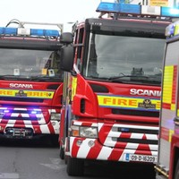 South Dublin apartment block evacuated after fire broke out early this morning