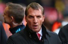Liverpool need first goal against Ludogorets, admits Rodgers