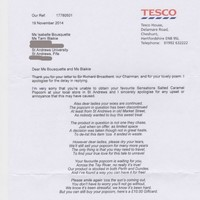 Students complain to Tesco with a sonnet and get a wonderfully poetic reply