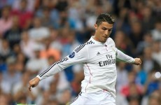 A Cristiano Ronaldo goal was enough to do Liverpool a huge favour this evening