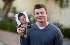 Brian O'Driscoll's 'The Test' is the Irish Sports Book of the Year