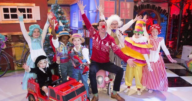 Toys, dancing and Ryan Tubridy singing... The Late Late Toy Show is only a few hours away