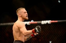 'It's okay to have a bit of nerves' - McGregor and his SBG team-mates' sports psychologist