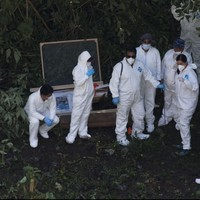 Eleven 'burned and beheaded' bodies found --- in same state where 43 students were killed
