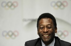 Pele improving but still on dialysis - hospital