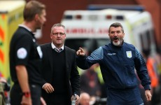 Roy Keane steps down as assistant at Aston Villa to focus on Ireland