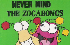 There's one copy of Never Mind the Zogabongs for sale online... for €80