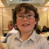 Remember this inspiring little boy? He'll be on the Toy Show tonight