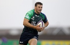 Robbie Henshaw ruled out - Here's the Connacht team to face Scarlets