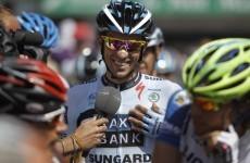Contador looking forward to the Alps