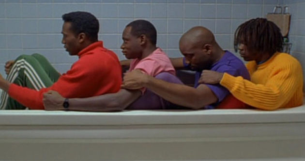 Feel the rhythm... Which Cool Runnings character are you?