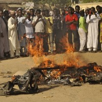 120 killed, hundreds more injured --- as suicide bombers target Nigeria mosque
