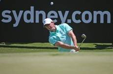 Rory McIlroy implodes as trio lead Australian Open