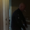 Plumber caught absolutely rotten having a great dance while 'working'