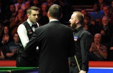 Kilkenny's David Morris just knocked world champion Mark Selby out of the UK Championship