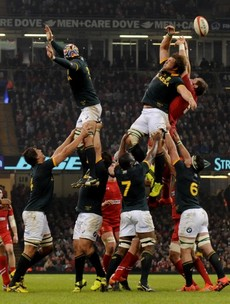 Wales relieve Gatland pressure with South Africa win