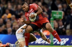 Clermont warm up for Munster showdown with hard-fought defeat to Toulon