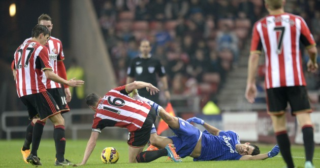 Hope for chasing pack? Leaders Chelsea held to goalless draw with Sunderland