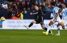 Bale scores stunner as Real Madrid record historic 16th consecutive win