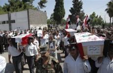 Sectarian killing spree kills 30 in Syria