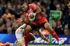 Toulon have organised a mouth-watering clash against a top Super Rugby side